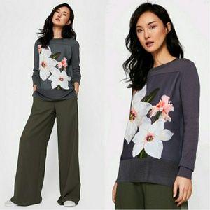 NWOT Ted Baker Jiosefi Chatsworth Bloom Sweater S